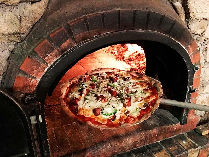 Pizzas | Friture à Emporter