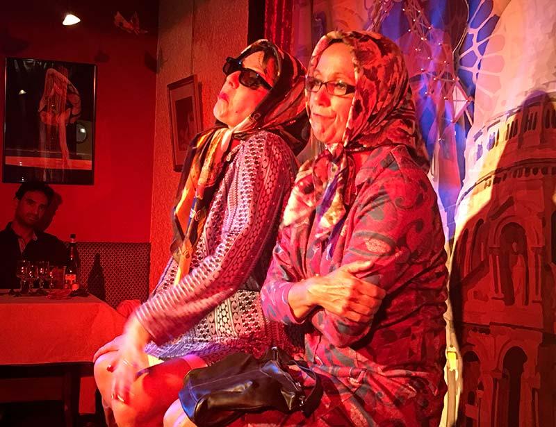 Cabaret Arlequin les Vamps