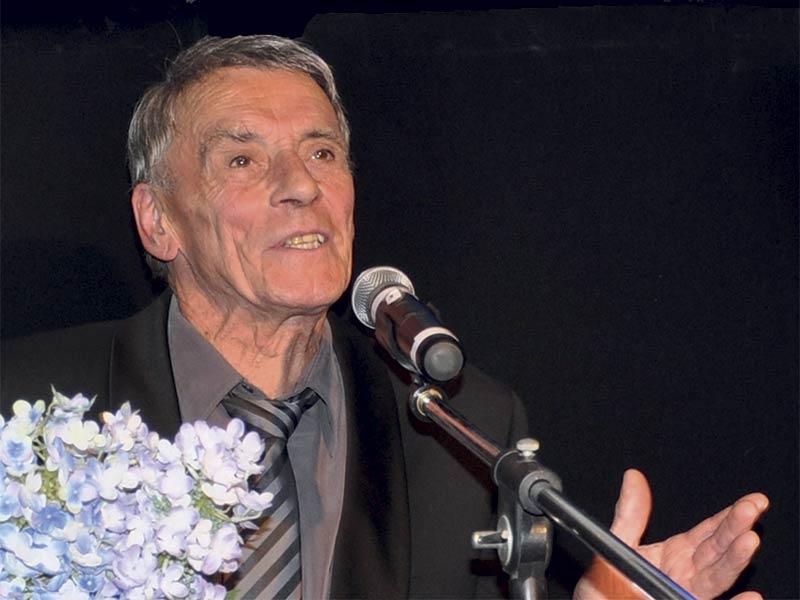 Claude Meyer chante Brel