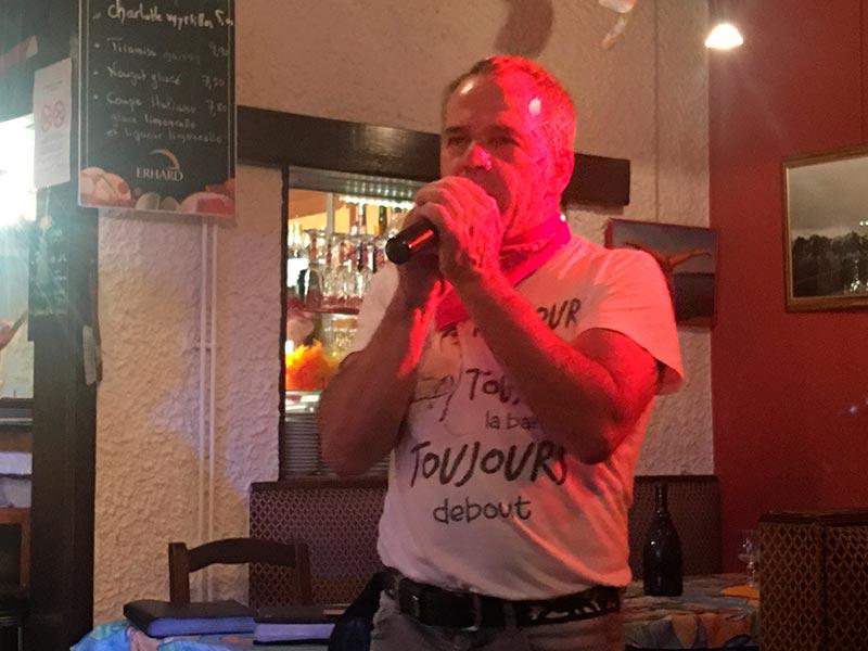 Gaston chante Renaud