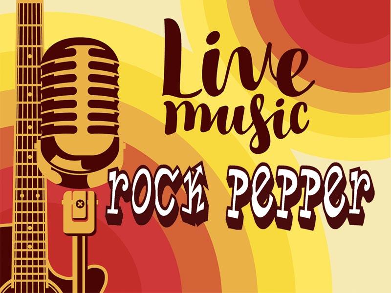 Rockpepper live-music