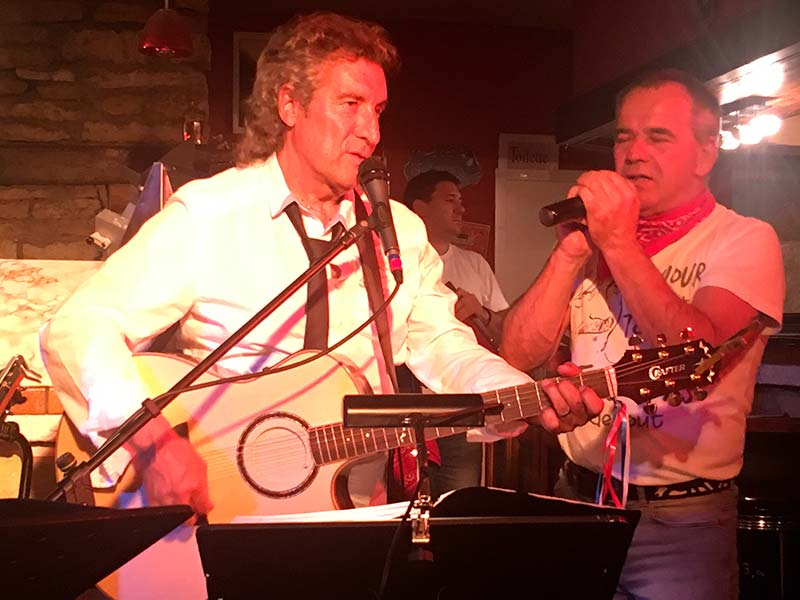 Les Diners Spectacles Musicaux